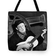 Burl Ives (1909-1995) Tote Bag by Granger