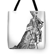 Charles Deon De Beaumont Tote Bag by Granger