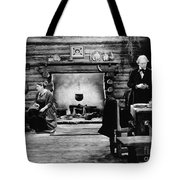 Film Still: Abraham Lincoln Tote Bag by Granger