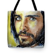 Jared Leto Tote Bag by Francoise Dugourd-Caput
