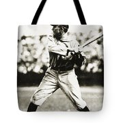 Ty Cobb (1886-1961) Tote Bag by Granger