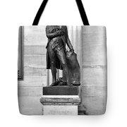 Thomas Jefferson (1743-1826) Tote Bag by Granger