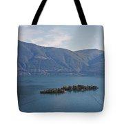 Lake Maggiore Tote Bag by Joana Kruse