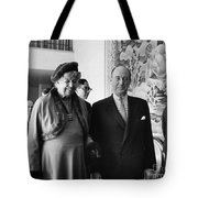 Anna Eleanor Roosevelt Tote Bag by Granger