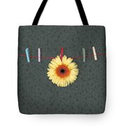 Gerbera Tote Bag by Joana Kruse