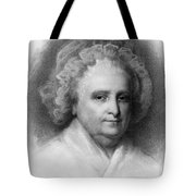 Martha Washington, American Patriot Tote Bag by Photo Researchers