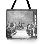 Moravians, 1757 Tote Bag by Granger