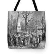 Spain: Second Carlist War Tote Bag by Granger