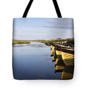 Dunfanaghy, County Donegal, Ireland Tote Bag by Peter McCabe