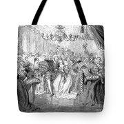 Perrault: Cinderella, 1867 Tote Bag by Granger