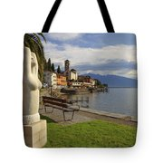 Brissago - Ticino Tote Bag by Joana Kruse