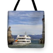 Lindau Tote Bag by Joana Kruse