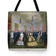 Abraham Lincoln (1809-1865) Tote Bag by Granger