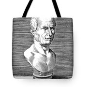 Marcus Tullius Cicero Tote Bag by Granger