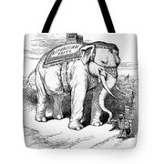Presidential Campaign, 1884 Tote Bag by Granger