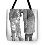 PRESIDENTIAL CAMPAIGN, 1904 Tote Bag by Granger