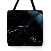 A Chartered Private Corvette Tote Bag by Brian Christensen
