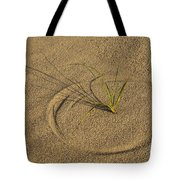 A Compass In The Sand Tote Bag by Susan Candelario