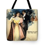 A Contented Woman, C1898 Tote Bag by Granger