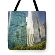 A Day In The Park Tote Bag by Donovan Conway