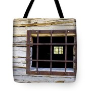 A Glimpse Into Another World Tote Bag by Joanne Smoley