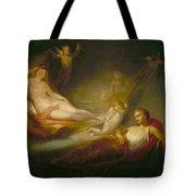 A Painter's Dream Tote Bag by Thomas Buchanan Read