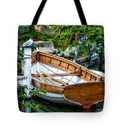 A Safe Haven Tote Bag by Julia Springer