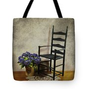 A Simpler Time Tote Bag by Judi Bagwell