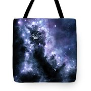 A Solar Sail Appears From The Dusty Tote Bag by Brian Christensen