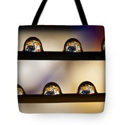 A Treasure Of Dice And Gems Tote Bag by Marc Garrido