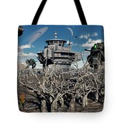 A World Stripped Bare From The Effects Tote Bag by Mark Stevenson