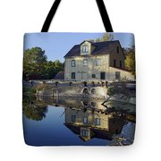 Abbotts Mill Tote Bag by Brian Wallace