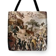 Abolition Of Slavery, 1794 Tote Bag by Granger