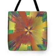 Abstract 4 Tote Bag by Deborah Benoit