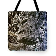 Abstract Fusion 160 Tote Bag by Will Borden