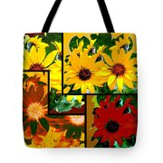 Abstract Fusion 99 Tote Bag by Will Borden