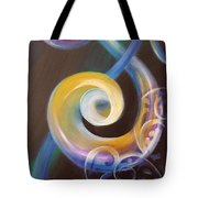 Abundant Tote Bag by Reina Cottier