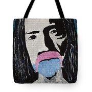 Acid Man Tote Bag by Robert Margetts