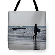 Acquaman Tote Bag by Brian Roscorla