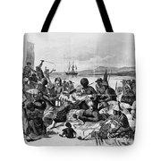 Africa: Slave Trade, C1840 Tote Bag by Granger