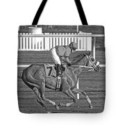 After The Crossing Tote Bag by Betsy C  Knapp