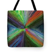 After The Rain 8 Tote Bag by Tim Allen