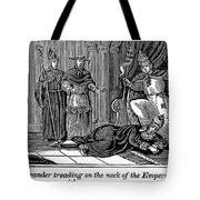 Alexander IIi (d. 1181) Tote Bag by Granger