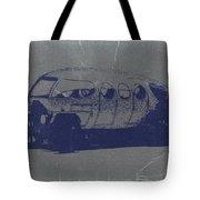 Alfa Romeo Tote Bag by Naxart Studio