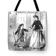 Alger: Tattered Tom Tote Bag by Granger