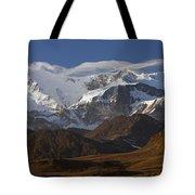 Allardyce Range, Cumberland East Bay Tote Bag by Ingo Arndt