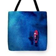 Alone 1 Tote Bag by Anil Nene