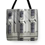 Alte Bibliothek Tote Bag by RicardMN Photography