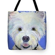 Amos Tote Bag by Pat Saunders-White
