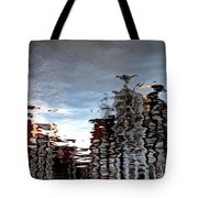 Amsterdam Reflections Tote Bag by Andy Prendy